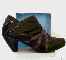 ShoesAbstract by RosiLorz