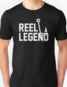 Reel Legend Funny Lure Father's Day Country Fishing Bass Humor  T-Shirt