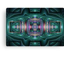 Julian Lights Canvas Print