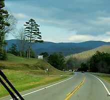 Mountains of North Carolina by Debbie Robbins