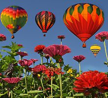 Carnival of Color by Corinne Noon