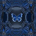 &quot;B&quot; Is For Butterfly by Deborah Lazarus