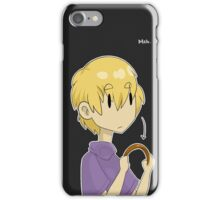 yithus, let down your hair! iPhone Case/Skin