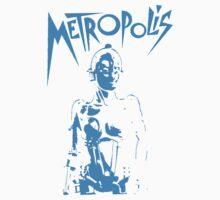 Metropolis by Zehda