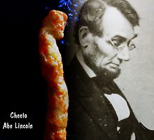 Cheeto Abe Lincoln by Cheeto Freak