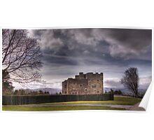 Castle Drogo Poster