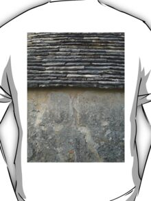 Abstract Stone Photography 1 T-Shirt