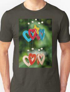 wooden hearts T-Shirt