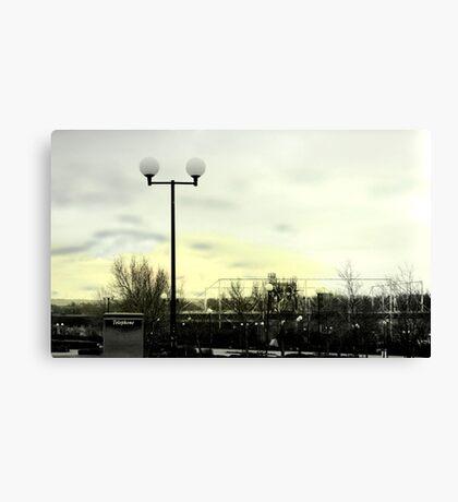 Urbarizon - Telephone Box Canvas Print