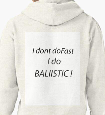 ballistic Pullover Hoodie