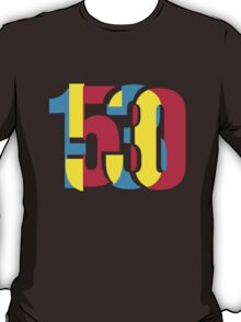 1350 Typography T-Shirt
