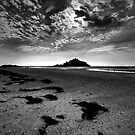 St. Michaels Mount by Billy Hodgkins