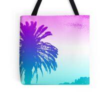 Aqua Coast Tote Bag