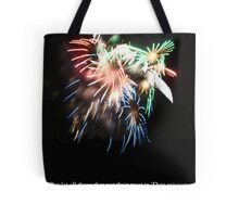 Be joyful in Thee Tote Bag