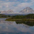 Oxbow turnout by OrPhotoJohn