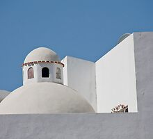 Santorini, Mexico by phil decocco