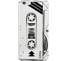 Cassette Tape Art Iphone Case iPhone Case/Skin
