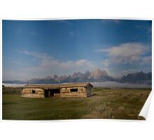 Cunninghan Cabin Poster