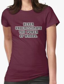 WORD POWER ... 2 T-Shirt