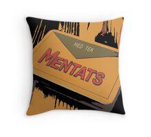 Mentats - Fallout Throw Pillow