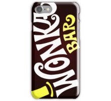 Chocolate Wonka Bar Iphone Case iPhone Case/Skin