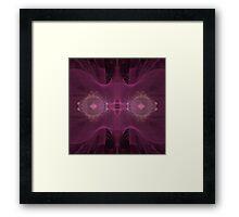 UNITE Framed Print