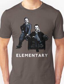 19th Century Sherlock and Watson T-Shirt