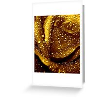 Midas Touch Greeting Card