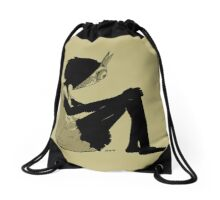 Do You Want To Play With Me? Drawstring Bag