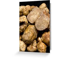 Oregon White Truffles # 3 Greeting Card