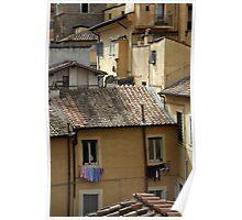 Roman Apartments Poster