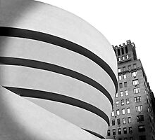 Guggenheim Museum by Melissa Fiene