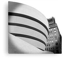 Guggenheim Museum Canvas Print