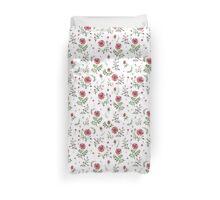 flowers watercolor Duvet Cover