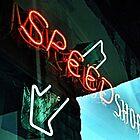Speed Shop by luckylarue