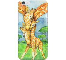 Cute Giraffe Iphone Case iPhone Case/Skin