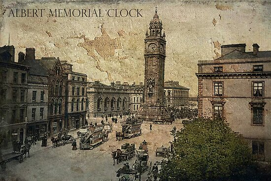 Albert Memorial Clock Tower by garts