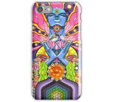 DMT magic mushroom ayahuasca  Iphone Case iPhone Case/Skin