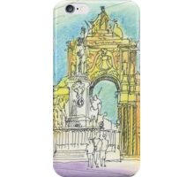 Terreiro do Paço. iPhone Case/Skin