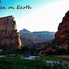 zion  by stampmouse