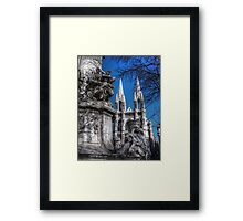 Saint Vincent Marseille Framed Print