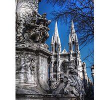 Saint Vincent Marseille Photographic Print
