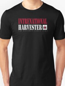 The Red Way Case IH International Harvester Tractor Novelty T-Shirt