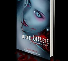 Vampire Novel Book Cover Design by Adara Rosalie