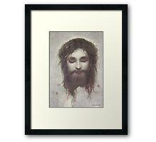 Christus Veronicas Framed Print