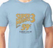 Super Mario Bros 3 - Collect Them All! Unisex T-Shirt