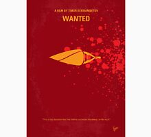 No176 My Wanted minimal movie poster Unisex T-Shirt