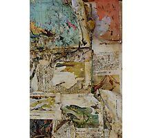 horizontal Photographic Print