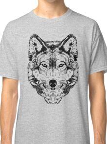 Wolf Black Classic T-Shirt