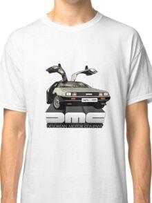 DeLorean Tee Shirt Classic T-Shirt